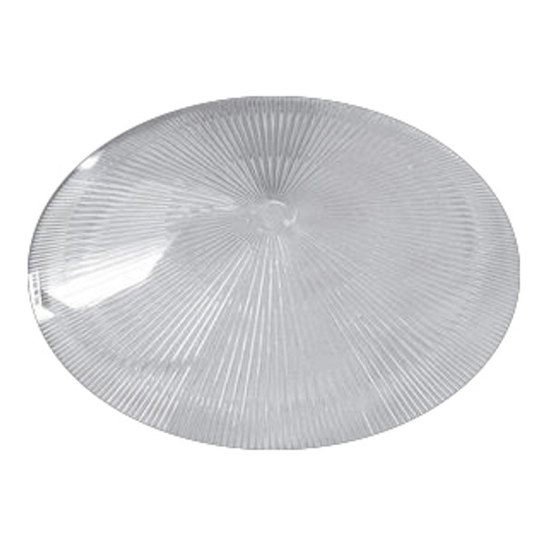 "Prismatic Acrylic Cone Lens for 16"" Low and High Bay Fixture"