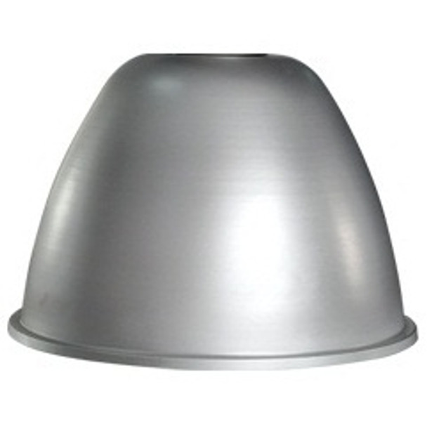 "16"" Smooth Aluminum Reflector for Low and High Bay Fixture"