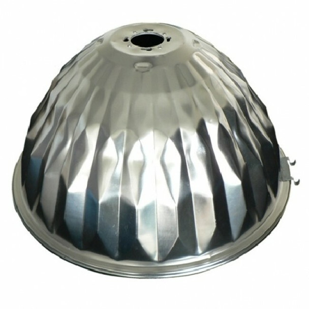 "22"" Faceted Aluminum Reflector for Low and High Bay Fixture"