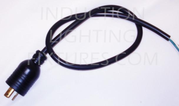 PC277 3 Foot Twist Lock 277 Volt Power Cord