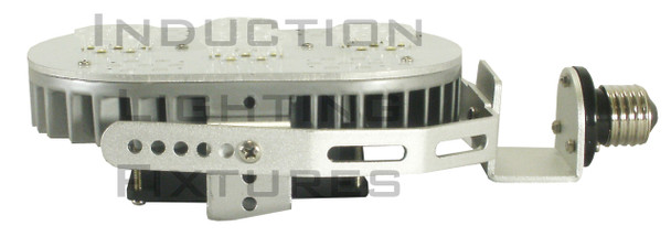 60 Watt LED Light Retrofit Module with Optional Yoke Mount (e39/e40) Base & External Power Supply 5000K Color Temp