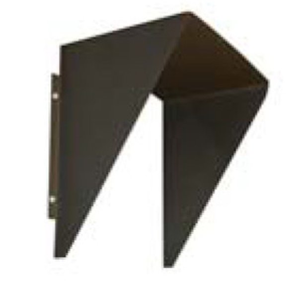 """RD50GS Glare Shield for 24"""" Area & Street Light Fixture"""