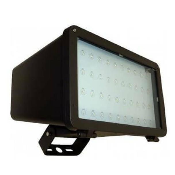 LFL65-5K 65 Watt LED Adjustable Flood Light, Area Light Fixture 120vac - 277vac DLC Certified