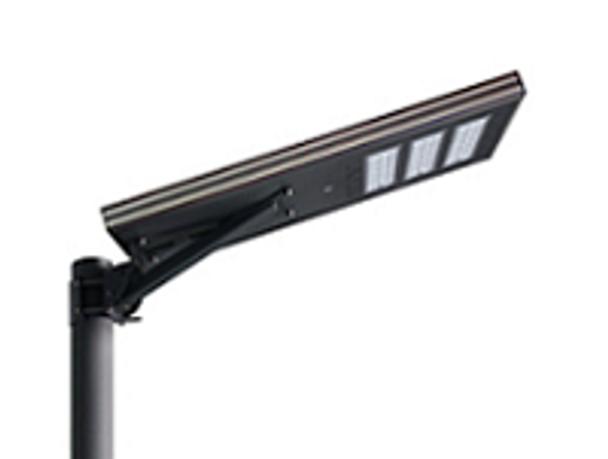 60W All-In-One Solar LED Street Light