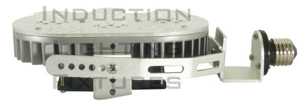 80 Watt LED Retrofit Module with Optional Yoke Mount (e26/e27) Base & External Power Supply 3000K Color Temp