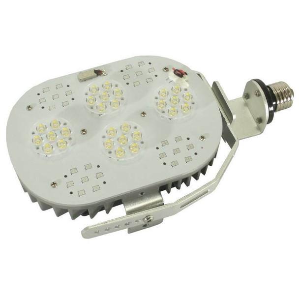 IRK40-3K 40 Watt LED Retrofit Module with Optional Yoke Mount (e39/e40) Base & External Power Supply 3000K Color Temp