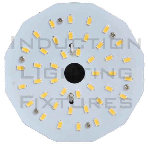 200 Watt LED Corn Light ,LED Corn Cob, LED Cluster, LED 360 Degree Beam Angle Lamp with Mogul (E39/40) Base with External Power Supply 3000K