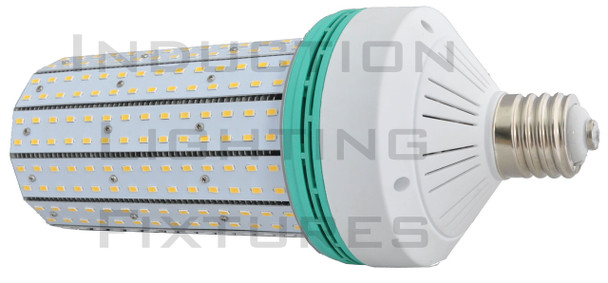 150 Watt LED Corn Light ,HID Rplacement LED | 360 Degree Beam Angle Lamp with Mogul (E39/40) Base with External Power Supply 4000K