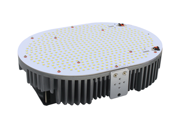 IRK400-4K 400 Watt LED Retrofit Module & External Power Supply 4000K Color Temp Yoke Mount Optional