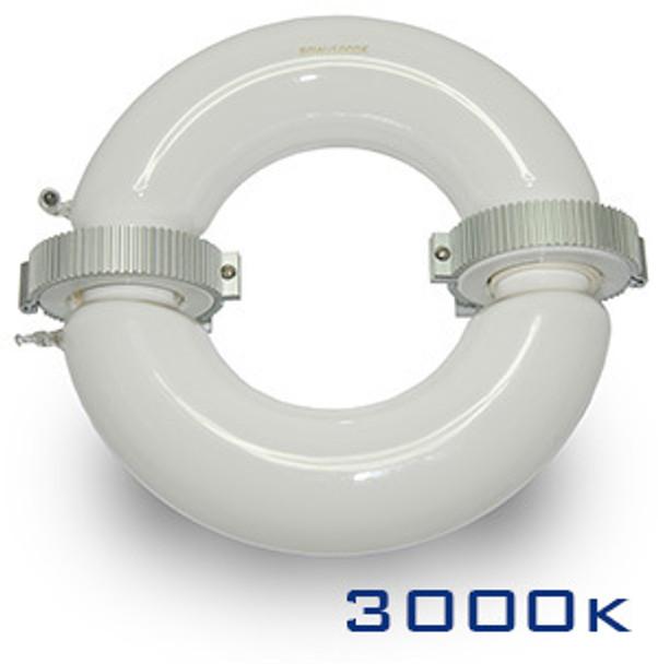 ILRL4k-200 Series 200 Watt Induction Circular Light, Round Lamp and Ballast Retrofit Kit 200W, 4000K