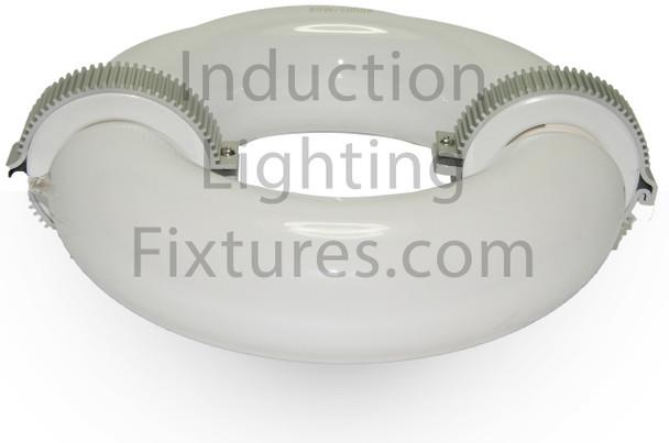 ILRL4k-60 Series 60 Watt Induction Circular Light, Round Lamp and Ballast Retrofit Kit 60W, 4000K