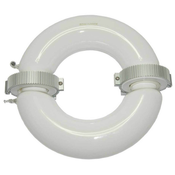 ILRLB4K-100 100W Induction Circular Light Round Replacement Lamp 4000K 100 Watt Replacement for YML YML-WJY100H850W38 and UVL UVL-100R
