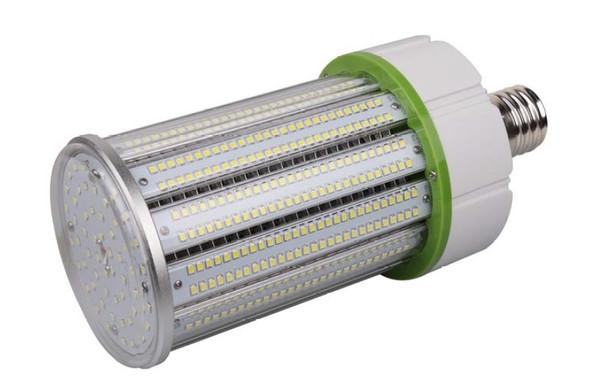 IP64 100W LED Corn Cob light Bulb with 360 Degree Beam Angle Lamp with Mogul (E39) Base UL Listed 3000K. Rugged  LED 100 watt