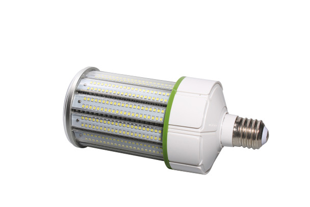 IP64 80W LED Corn Cob light Bulb with 360 Degree Beam Angle Lamp with Mogul (E39) Base UL Listed 4000K. Rugged  LED 80 watt