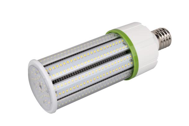 IP64 60W LED Corn Cob light Bulb with 360 Degree Beam Angle Lamp with Mogul (E39) Base UL Listed 3000K. Rugged  LED 60 watt