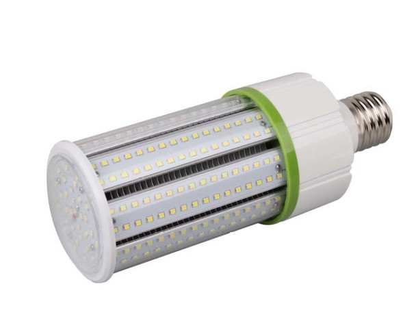 LED Corn Light IP64 40W | 40 Watt LED Corn Cob | LED Cluster 360 Degree Beam Angle Lamp with Medium E26/E27 Base UL Listed 4000K