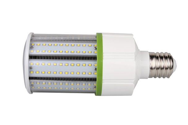 LED Corn Light IP64 30W | 30 Watt LED Corn Cob | LED Cluster 360 Degree Beam Angle Lamp with Medium E26/E27 Base UL Listed 4000K
