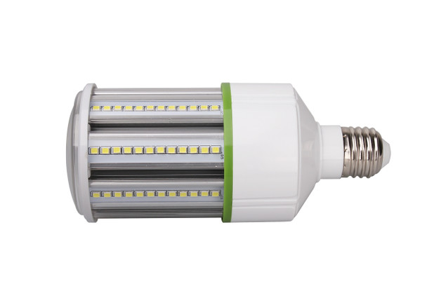 LED Corn Light IP64 15W | 15 Watt LED Corn Cob | LED Cluster 360 Degree Beam Angle Lamp with Medium E26/E27 Base UL Listed 4000K