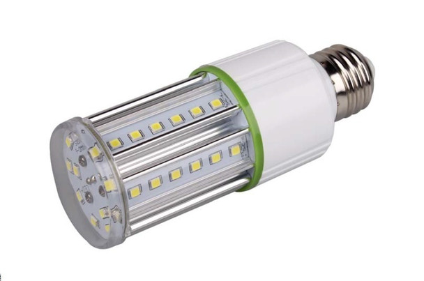 LED Corn Light IP64 5W, SNC-CLW-5WA1 5 Watt LED HID, 360° Beam Angle E26/E27 Base UL  5000K