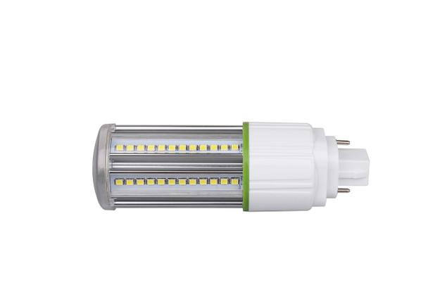 9 Watt LED Corn Light, LED CornCob PL, LED Cluster 360 Degree Beam Angle Lamp with with G24q (4 Pin) Base 5000K