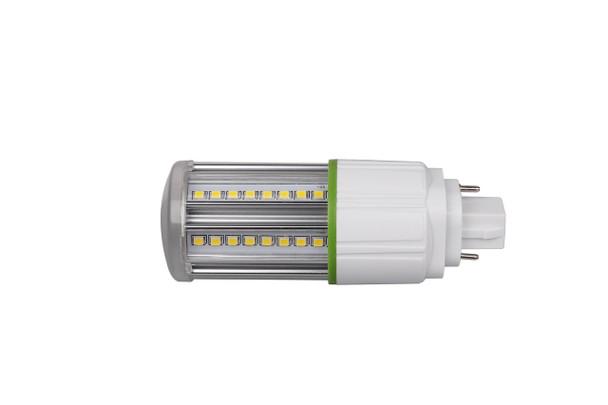 ICS7-3K4 7 Watt LED Corn Light, LED CornCob PL, LED Cluster 360 Degree Beam Angle Lamp with with G24q (4 Pin) Base 3000K