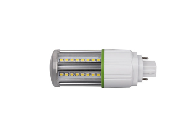 5 Watt LED Corn Light, LED CornCob PL, LED Cluster 360 Degree Beam Angle Lamp with with G24q (4 Pin) Base 3000K