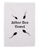 After Sex Towel Funny Wipe Rag & Cleanup Cloth 11x18 inches