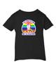 Shut the Fucupcakes Funny Baby & Toddler T-Shirt Black