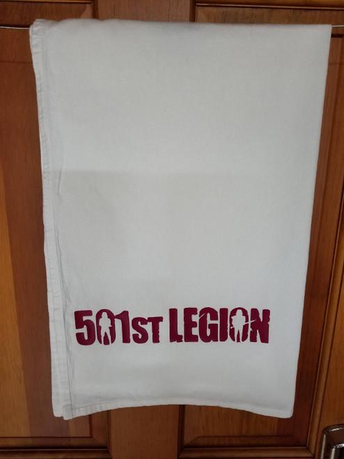 501st Legion Hand Towel Kitchen or Bathroom Towel Star Wars Inspired