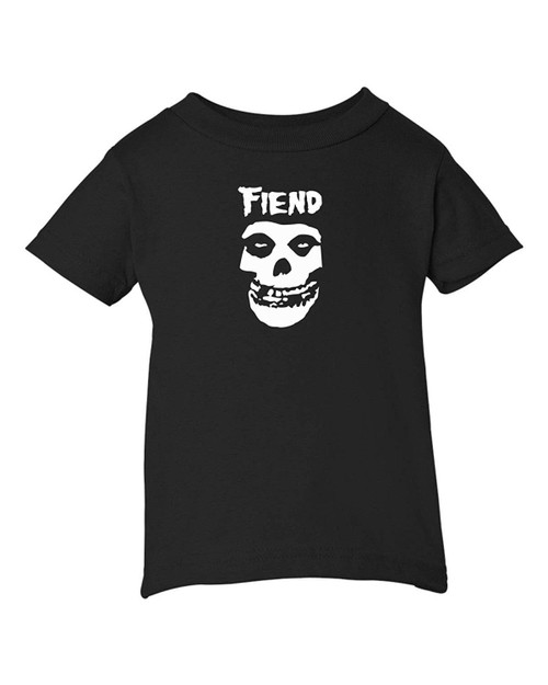 Misfits Baby Clothes Toddler Concert T-Shirt Fiend Club Punk Rock