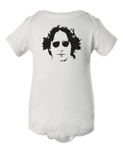 John The Composer Lennon Rock & Roll Baby Romper Infant Bodysuit