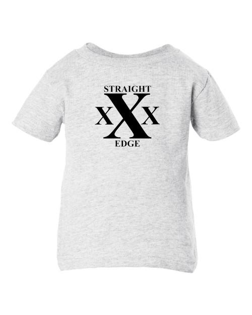 Hardcore Punk Rock Ash Tee Straight Edge Baby & Toddler T-Shirt