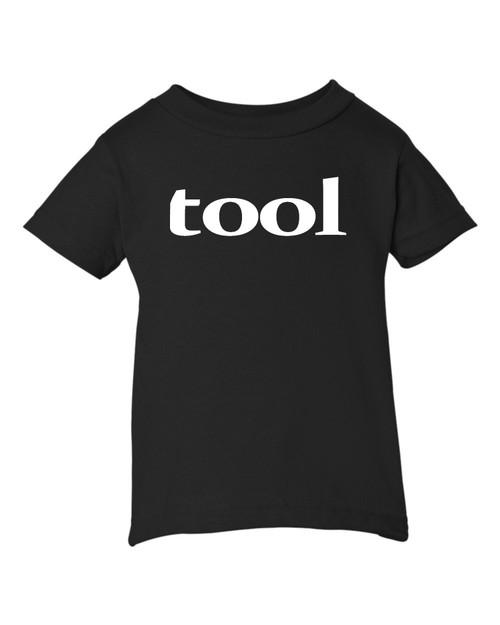 Original Design Black Tool Tee Tribute Concert Baby & Toddler T-Shirt