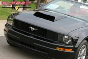 CDC B9 Hood Scoop (2005-09)
