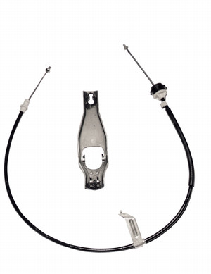 Ford Racing Replacement Clutch Cable (1979-93)