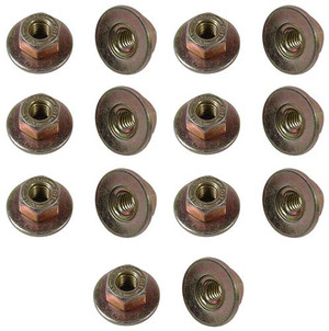 Late Model Restoration 87-93 Replacement Head Light stud nuts