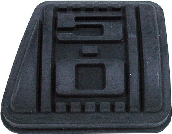 """LRS Brake and Clutch Pedal Cover """"5.0"""" (1979-93)"""