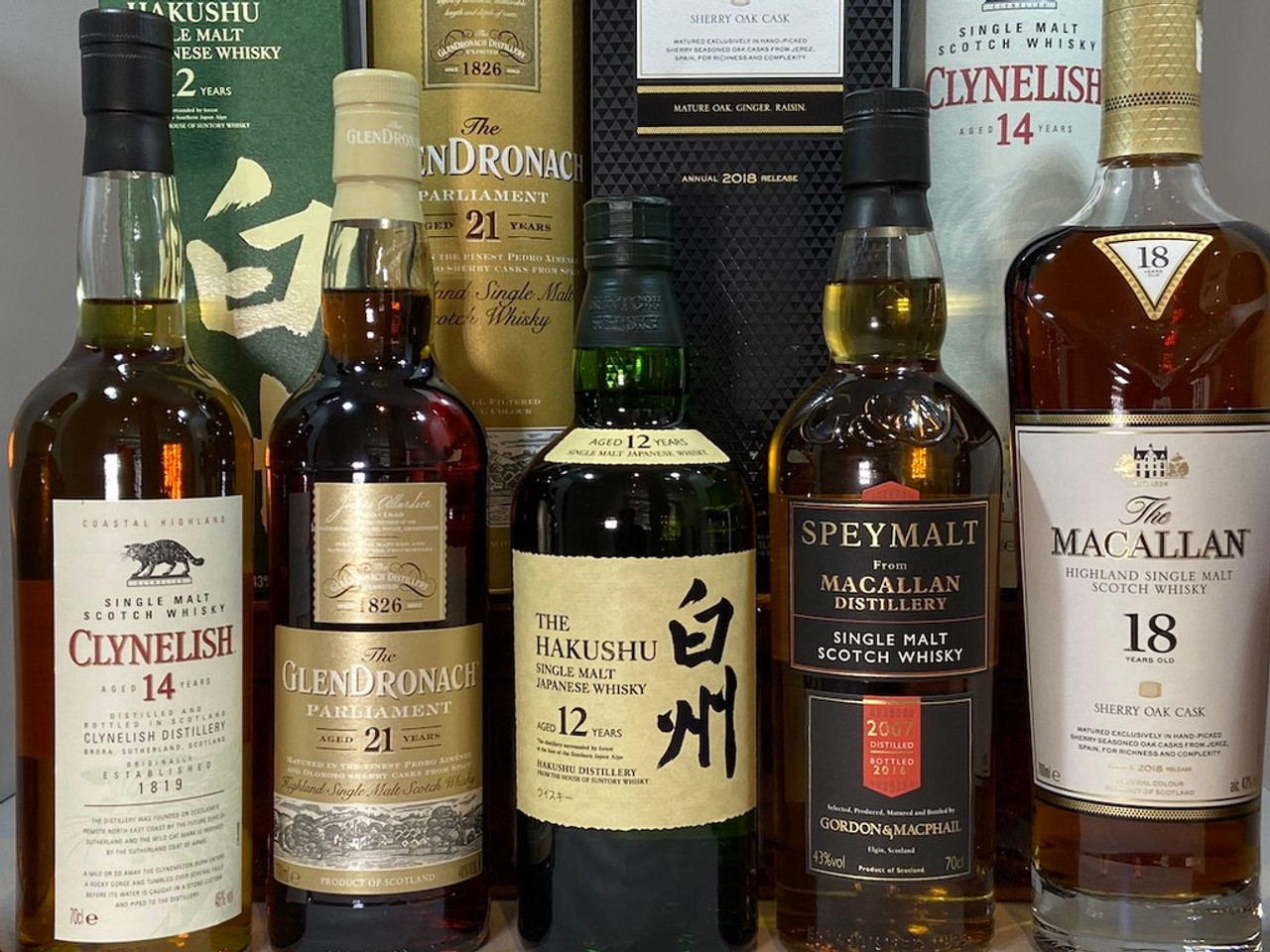 Malts and spirits.com whisky Selection Image
