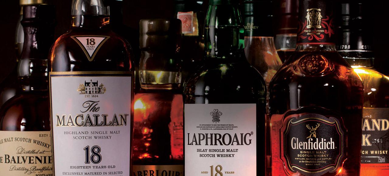 Malts and spirits.com whisky Selection Image