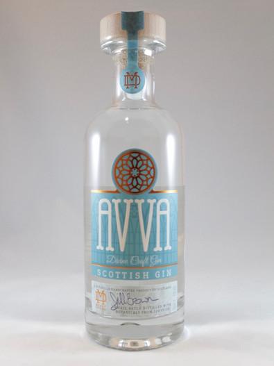AVVA Gin, Scottish Gin,