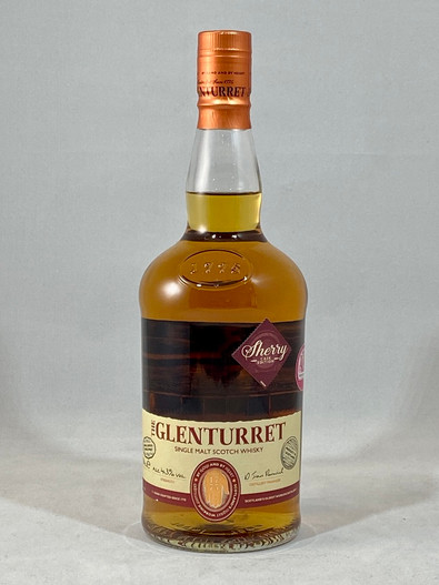 The Glenturret, Sherry Cask Edition, Highland Single Malt Scotch Whisky