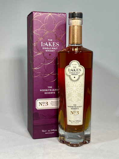 The Lakes Distillery, Whiskymaker's Reserve No.3, Single Malt Whisky