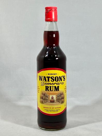 Watson's Demerara Rum,  Dark Rum