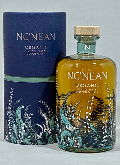 Nc'nean Organic Single Malt Scotch Whisky - Batch .02