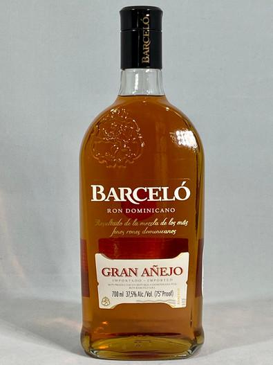 Barcelo Gran Anejo Rum,  Golden Rum