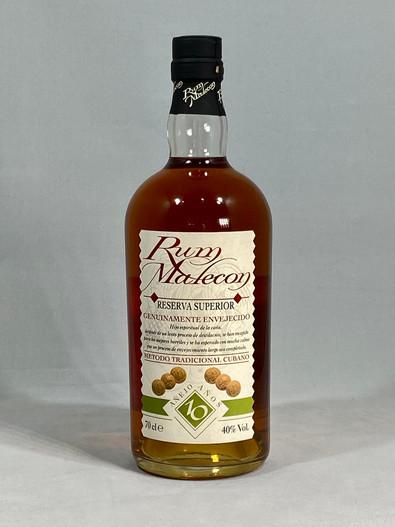 Rum Malecon Reserva Superior Aged 10 Years,  Rum from Panama