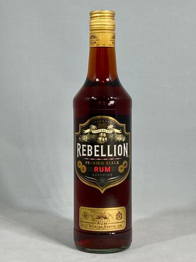 Rebellion Premium Black Rum, Caribbean Rum