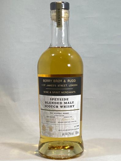 BBR Speyside Blended Malt Scotch Whisky