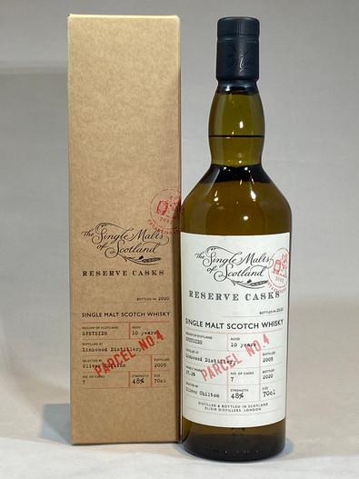 Single Malts of Scotland Linkwood 2009, Speyside Single Malt Scotch Whisky
