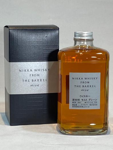 Nikka From The Barrel, Blended Japanese Whisky